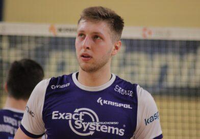 Kamil Kosiba: jedziemy do Siedlec bić się o kolejne zwycięstwo!
