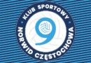 Norwid Częstochowa z nowym herbem!