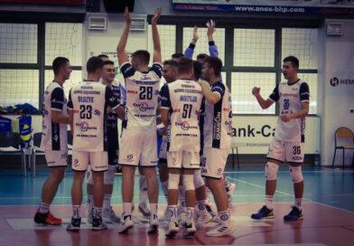 Wygrywamy z AKS V LO Rzeszów 3-1!