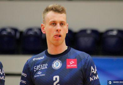 Tomasz Kryński| Tytuł Mistrza Polski Juniorów w Leżajsku był zwieńczeniem mojej pracy w młodzieżowej siatkówce.