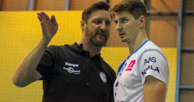 Łukasz Usowicz | Najważniejsze to schodzić z boiska z przeświadczeniem, że zrobiło się wszystko.